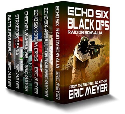 Echo Six: Black Ops - Box Set (Books 1-6) (Black Ops 2 Best)