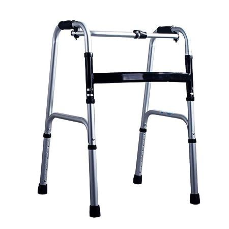 Jonigo Andador Auxiliar Anciano Walker Ligero Compuesto de ...