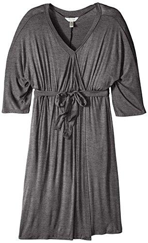 Maternity Surplice Dress - 9
