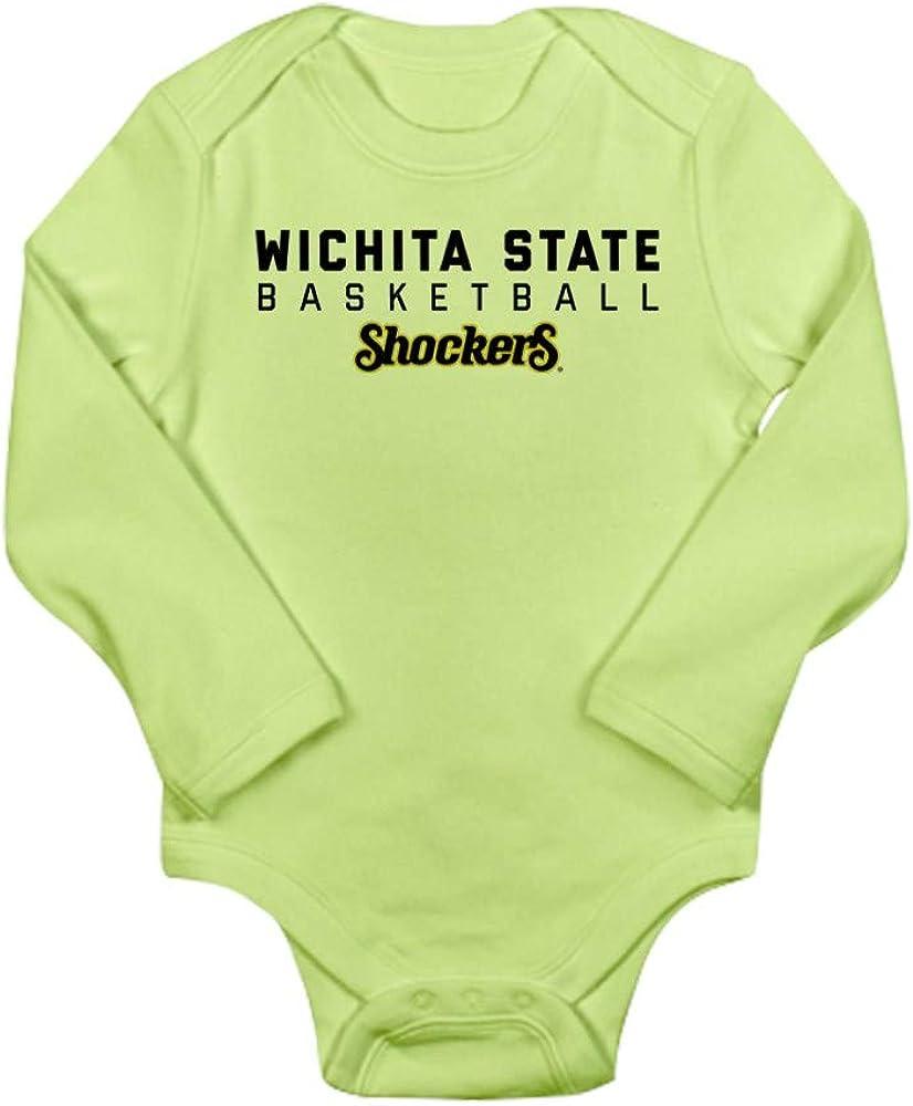 CafePress Wichita State Basketba Baby Bodysuit