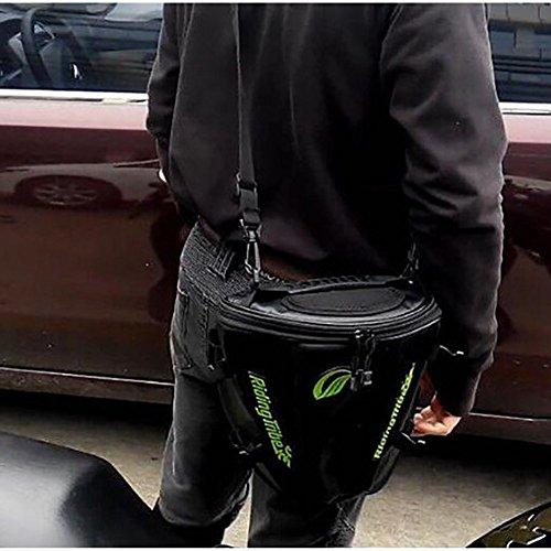 Motorcycle Back Seat Bag Hkim Waterproof Motorcycle Bag