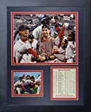 """Legends Never Die """"2007 Boston Red Sox World Series Champions"""" Framed Photo Collage, 11 x 14-Inch"""