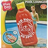 Novelty 6 Spicy Hot Pool Lounge