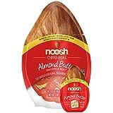 NOOSH Original Almond Butter - Vegan, Gluten Free, Non-GMO + DHA and No Palm Oil - Pack of 10 (.5oz each)