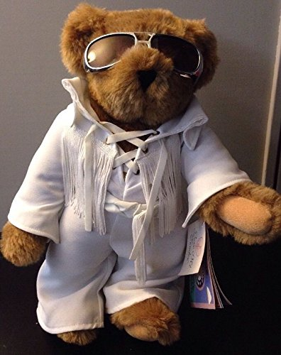 VTB Vermont Teddy Bear Elvis