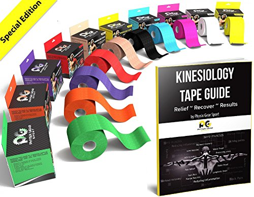 Kinesiology Physix Gear Sport Therapeutic