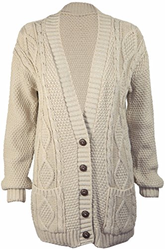 Quilted Cardigan - 5