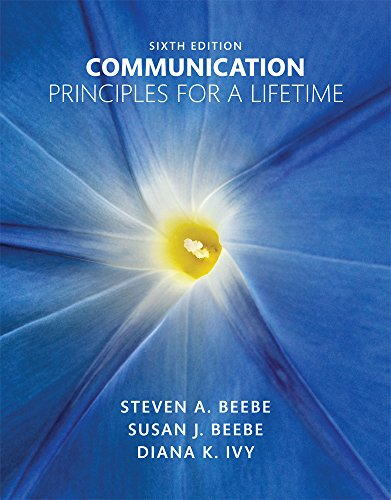 Communication: Principles for a Lifetime
