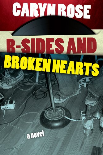 <strong>Kindle Nation Daily Music Fiction Readers Alert: Are You A Fan of The Rolling Stones, The Ramones  and All Things Rock? Download Caryn Rose's B-SIDES AND BROKEN HEARTS and Tame That Inner Rock Star - Now $4.99 on Kindle</strong>