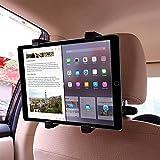 Ceuta Retails, Car Headrest Tablet Mount Holder,Backseat Seat Universal Tablet Holder for Car Mount 360° Adjustable Rotating for Samsung Galaxy Tab/Ipad Mini/iPad Air 2 /iPad Air/iPad 4/iPad Pro