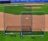 Jaypro Sports BLFS-101 Big League 10 ft. Fungo Screen
