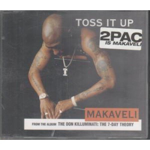Toss it up [Single-CD] (Single Toss)