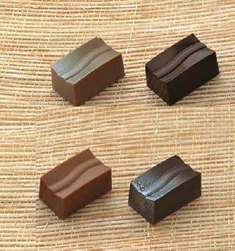 Martellato 30 Parte Bombones Molde 1, 30 x 18 x 15 mm, policarbonato, 27,5 x 17,5 x 30 cm: Amazon.es: Hogar