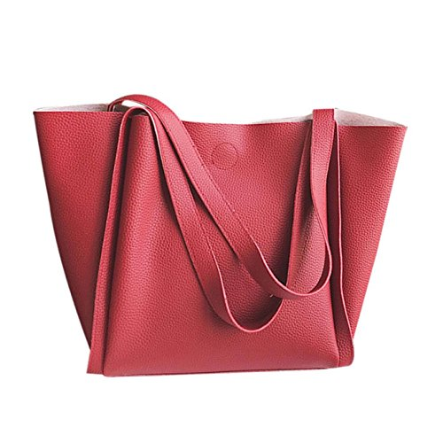 De Bolso Bolsas Las De Bolso Moda Rojo Mujeres Manejar Mensajero Bolsas De Internet 4gpgEnxwR