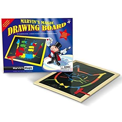 Marvin's Magic Drawing Board: Toys & Games