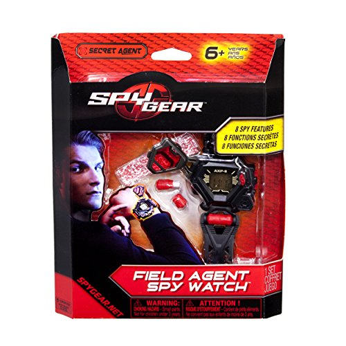 Spy Gear- Field Agent Spy Watch (Discontinued by manufacturer)