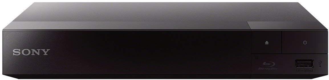 Sony BDPS3700 - Reproductor de Blu-ray Disc (con CD, DVD, Wi-Fi, función de duplicado de pantalla, USB reproductor, tiempos de carga mejorados)