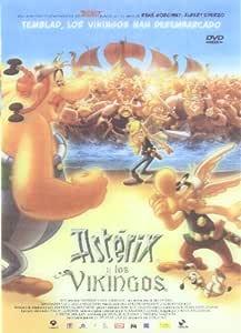 Astérix Y Los Vikingos [DVD]: Amazon.es: Varios, Stefan Fjeldmark ...