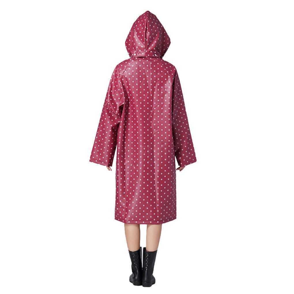 Amazon.com: Impermeable Mujeres, Lluvia Ponchos Para Mujer ...