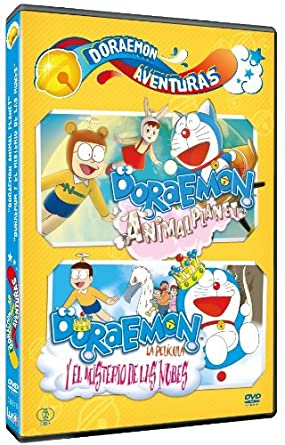 Pack Doraemon Aventuras: Animal Planet + El Misterio De Las Nubes ...