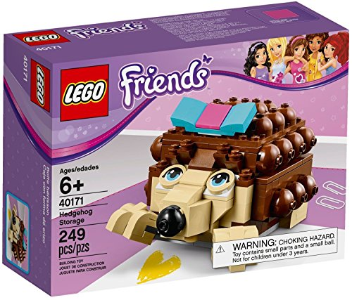 LEGO Friends Hedgehog Storage 40171 (Lego Storage Brick Friends)