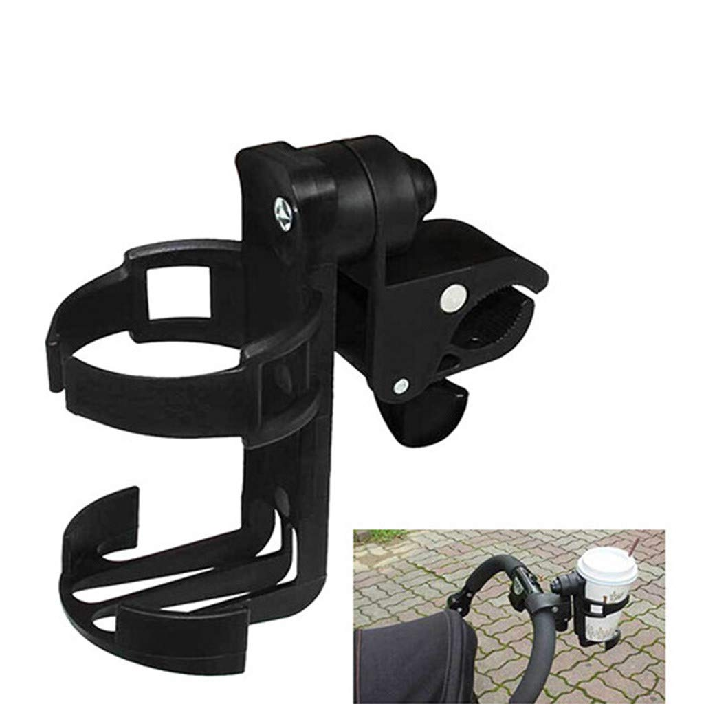 FiedFikt Stroller Cup Holder Pushchair//Pram Cup Holder,Universal Baby Bottle Organizer for Stroller,Drink and Coffee Cup Holder for Cycling Shopping,Outdoors