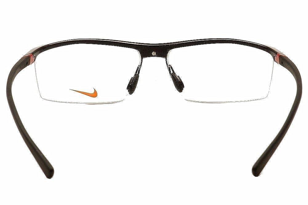 Nike Herren Brillengestelle 7071/1 002 57, Gloss Black: Amazon.de ...