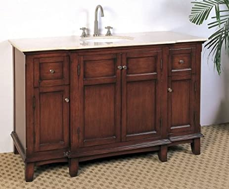 53 Inch Bathroom Vanity. Legion Furniture Lf45 53 Inch Single Sink Chest Bathroom Vanity