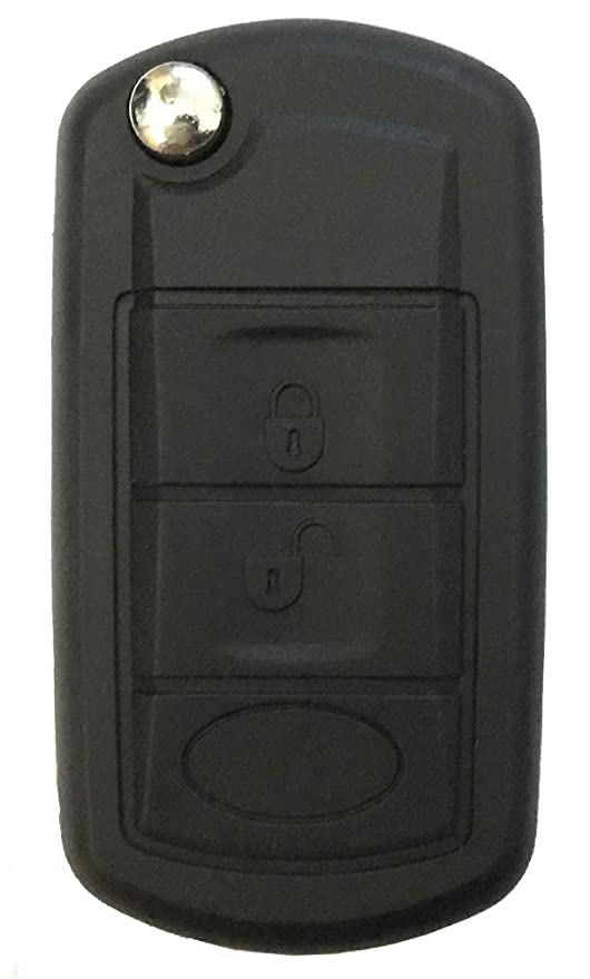 Remote Flip Folding Key Shell Case Cover For Land Rover Range Sport Discovery 3