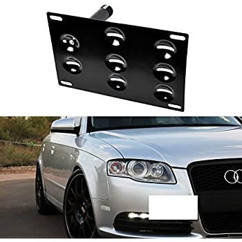 Amazon Com Ijdmtoy Euro Style Front Bumper Tow Hole