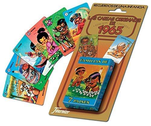 Amazon.com: familias-de-7-paises-las-cartas-originales-de ...