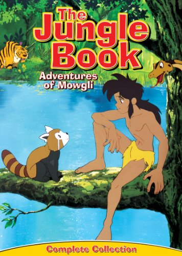 entures Of Mowgli - The Complete Collection (Jungle Book Collection)