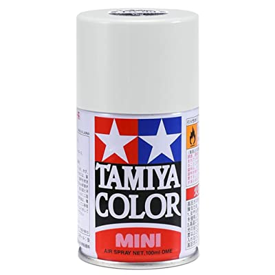 Tamiya TAM85026 85026 Lacquer Spray Paint, TS-26 Purple White - 100ml Spray Can: Toys & Games