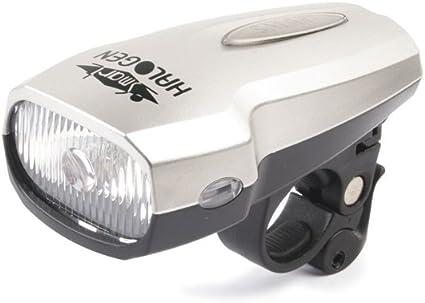 V PARTS - 9043 : Linterna a pilas luz lateral y frontal Lampara halogena bici bicicleta: Amazon.es: Coche y moto