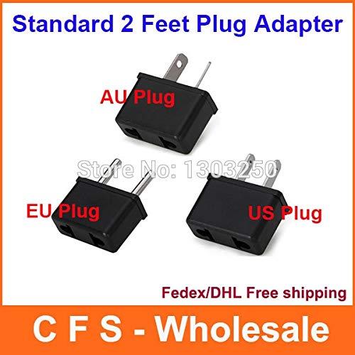 Gimax USA US Europe EU Euro Travel Charger Power Plug AUSTRALIA AU Adapter Converter 1000pcs wholesale