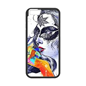 iPhone 6 Plus 5.5 Inch Cell Phone Case Covers Black artistic The Colors Of Walmart By Minispiritwolf Dlewr Phone cover W9299400