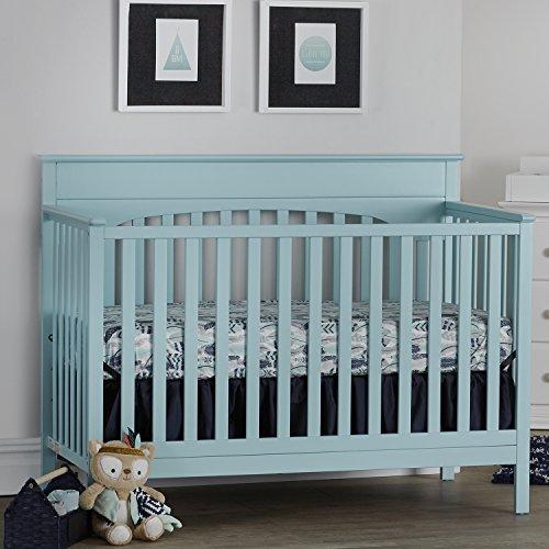 Suite Bebe Harley 3-in-1 Crib, Cloud Mint