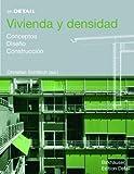 Vivienda y Densidad, Christian Schittich, 3764375302