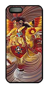 Art On Sacred Ground Series 4 Back Case Cover for iphone 5/5S (526 art) _618013 by runtopwell