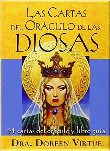 Las Cartas Del Oráculo De Las Diosas Tarot y adivinación de ...