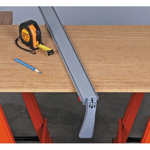 50 Clamp and Cut Edge Guide by Pittsburgh