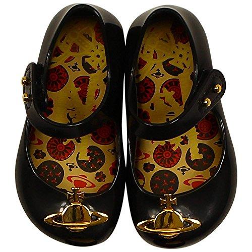 Vivienne Westwood + Melissa Mini Ultragirl 16 Infants Zapatos Negro Schwarz