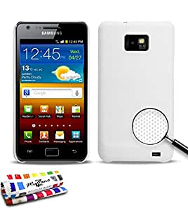 "ORIGINAL MUZZANO White ""Le Pika"" Premium Shell for SAMSUNG GALAXY S2 PLUS"