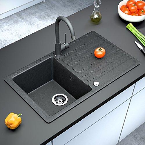 Küchenspüle & Spülbecken günstig online kaufen • Küchenausstattung ...