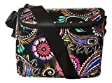 Vera Bradley Stay Cooler Insulated Lunch Box Twilight Paisley