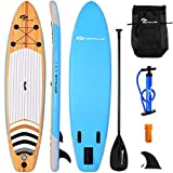 Best Inflatable Sups - Goplus Inflatable Stand Up Paddle Board iSUP Cruiser Review