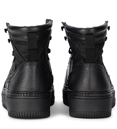 Leather Black Track01 Be and Sneaker Canvas Woman's Black Positive Bepositive High vqnTBnO7