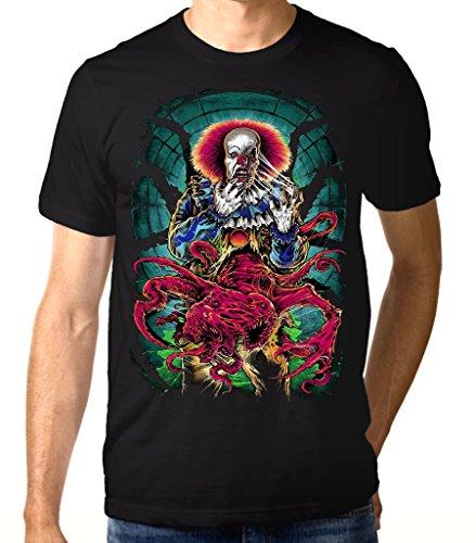 Dream Shirts Pennywise 'It' T-Shirt, Men's Women's (XXL - -