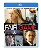DVD : Fair Game [Blu-ray]