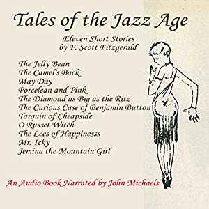 Tales of the Jazz Age Audiobook